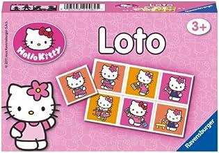 Ravensburger - 24464 - Jeu Éducatif et Scientifique - Loto Hello Kitty