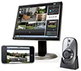 Logitech Alert 750i Indoor Master &#8211; HD-quality Security System(961-000329)