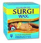 Surgi Wax BRAZILIAN WAXING KIT Microw...