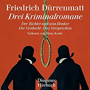 Drei Kriminalromane Hörbuch