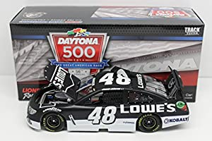Jimmie Johnson 2014 Lowes HMS 30th Anniversary Test Car 1:24 Nascar Diecast by Unknown