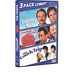 Cadillac Man/Couch Trip/Running Scared (Comedy Triple Feature)