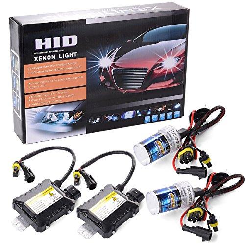 Retrofit Conversion Kit accessori Super luminosa H7 55W 6000K Auto Xenon HID Light - Lampada HID Xenon Luce Per Auto
