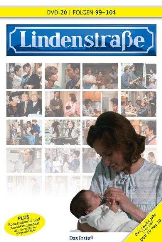 Lindenstraße - DVD 20 (Folge 99 - 104)