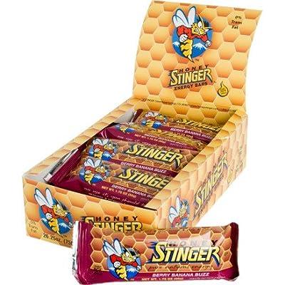 Honey Stinger Energy Bar - 15 Pack
