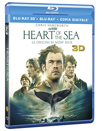 Heart of the Sea - Le Origini di Moby Dick 3D (2 Blu-Ray)