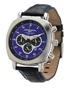 Jorg Gray JG3500 Men's Blue Dial Chronograph Watch