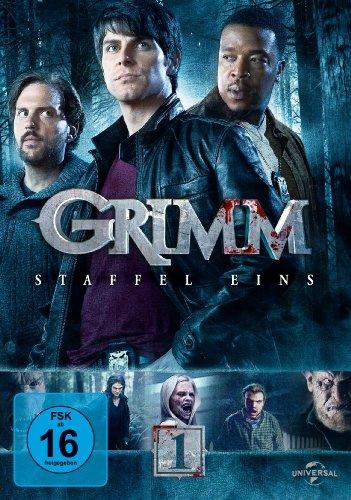 Grimm - Staffel eins [6 DVDs]
