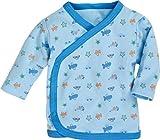 Schnizler - Blusa - para bebé niña Blau (bleu 17) 1 mes