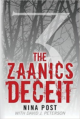 The Zaanics Deceit