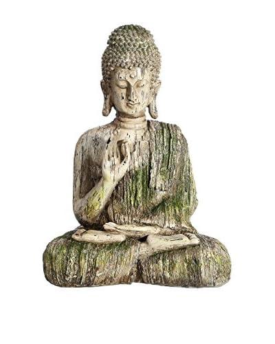 ORIENTAL FEELING Elemento Decorativo Buda
