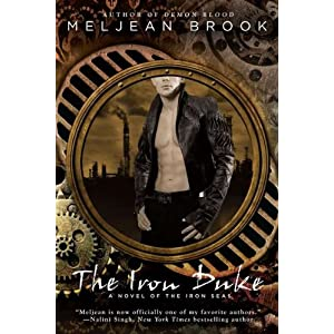 The Iron Duke by Meljean Brook