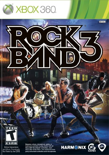 Rock Band 3 (輸入版:北米・アジア) ※ソフト単体、コントローラ必須