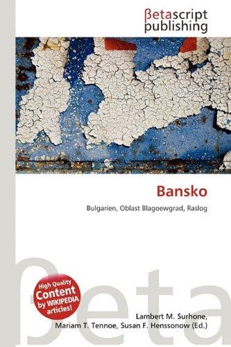 Bansko (German Edition)