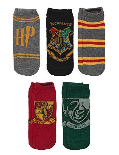 Harry Potter Hogwarts Houses Women's Ankle Socks