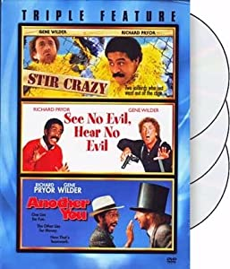 Richard Pryor / Gene Wilder Triple Feature (Stir Crazy / See No Evil, Hear No Evil / Another You)