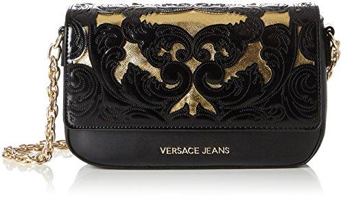 Versace Jeans EE1VOBBR4 Borsa a Spalla Scatto, Donna, Multicolore (899/901)