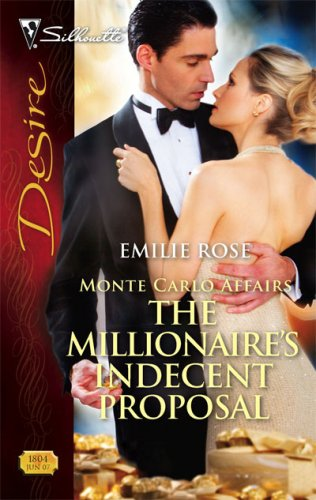 Image for The Millionaire's Indecent Proposal (Silhouette Desire)