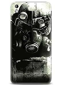 Spygen Premium Quality Designer Printed 3D Lightweight Slim Matte Finish Hard Case Back Cover For HTC Desire 816
