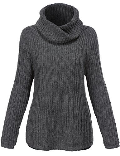Turtle Neck Loose Fit Comfortable Sweaters