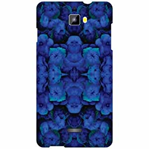 Back Cover For Micromax Canvas Nitro A311 (Printed Designer)