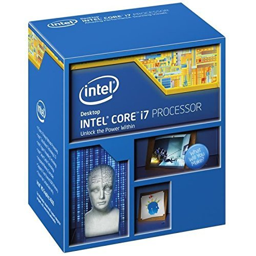 Intel Quad Core i7 i7-4790K 4.00GHz CPU Processor
