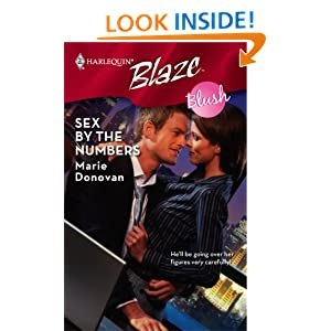 Sex The Numbers (Harlequin Blaze)
