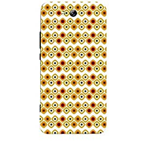 Skin4Gadgets ABSTRACT PATTERN 273 Phone Skin STICKER for CROMA CRCB2129