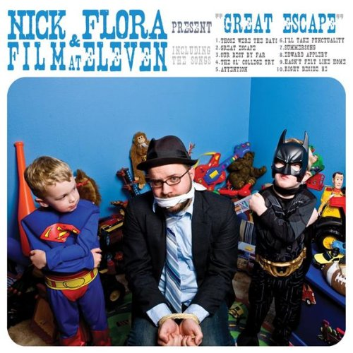 Nick Flora & Film at Eleven - Great Escape