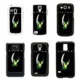 Movie Posters cover case for Samsung Galaxy S3 Mini i8190 - Black - T1386 - Alien