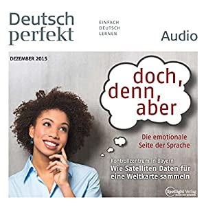 Deutsch perfekt Audio. 12/2015 Audiobook