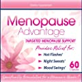 Menopause Advantage - Menopause Supplement Formulated with Black Cohosh, Red Clover, Dong Quai, Vitex, Sage, Wild Yam, and Six More Herbs Designed to Offer Relief From Common Menopause Symptoms Including Hot Flashes, Night Sweats, Mood Swings, and More.
