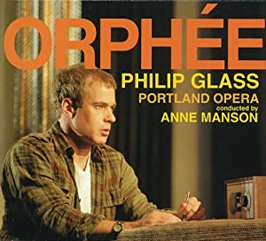 Glass: Orphée