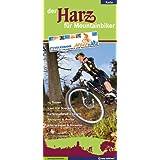 """Der Harz für Mountainbiker: Offizieller Mountainbikeführer der """"Volksbank-Arena-Harz"""". 74 Touren, 2200 km Strecke..."""