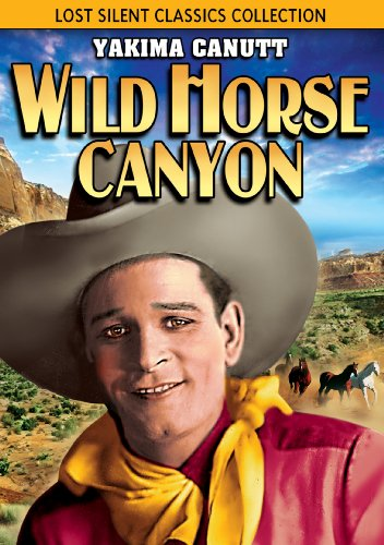 Cover art for  Wild Horse Canyon (Silent)