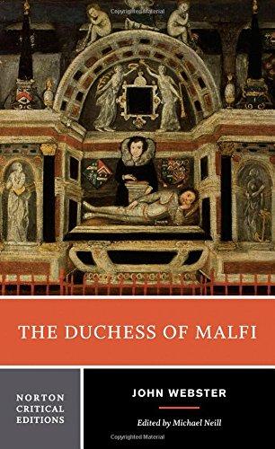 The Duchess of Malfi (Norton Critical Editions)