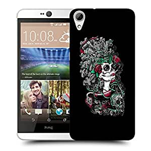Snoogg Dangerous Lady Designer Protective Back Case Cover For HTC DESIRE 826 DUAL SIM