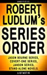 Robert Ludlum Series Reading Order: J...