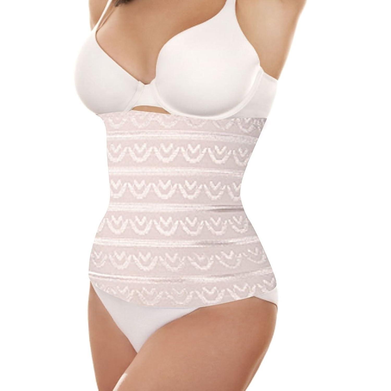 Frauen Damen Wellen linien Muster dehnbares Taille Cincher Shaper L de online bestellen