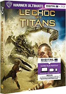 Le Choc des Titans [Warner Ultimate (Blu-ray + Copie digitale UltraViolet)]