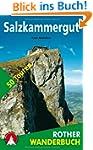 Rother Wanderbuch Salzkammergut. 50 T...