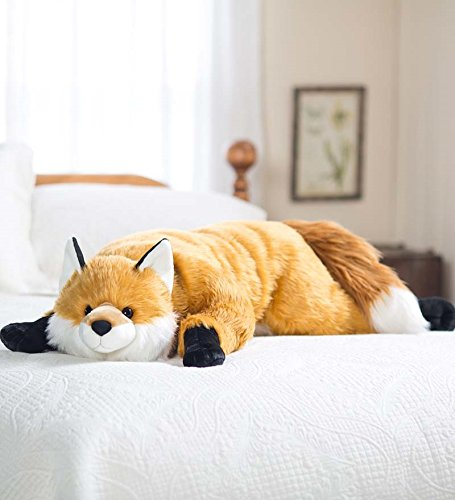 Fox Body Pillow<br> 4 Feet Long