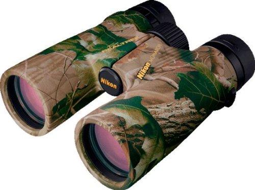 Nikon Monarch 3 8X42 Binoculars, Realtree 7574