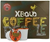 Coffee People Black Tiger Dark Roast, 24-Count K-Cup Portion Pack for Keurig Brewers