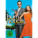 "Burn Notice - Die komplette Season 2 (4 DVDs)von ""Jeffrey Donovan"""