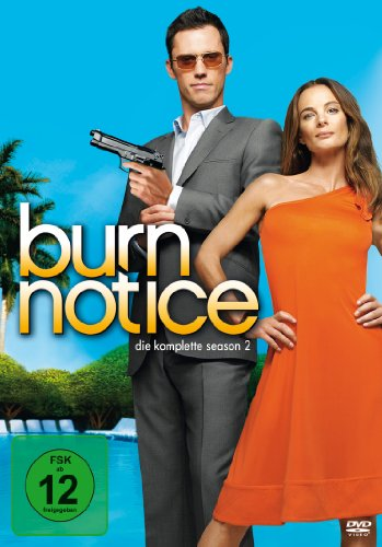 Burn Notice: Die komplette Season 2 [4 DVDs]