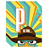 Disney Phineas and Ferb Agent P Party Invitations - 24 Guests