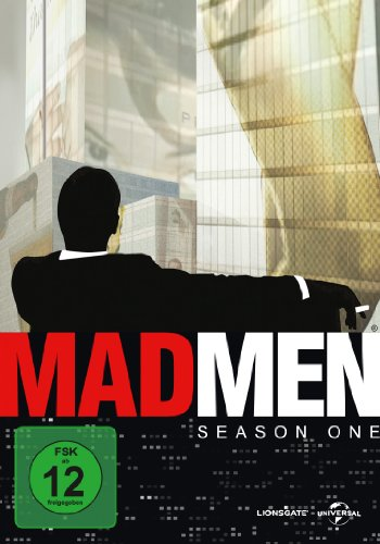 Mad Men: Season 1 [4 DVDs]