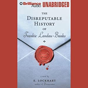 The Disreputable History of Frankie Landau-Banks Audiobook
