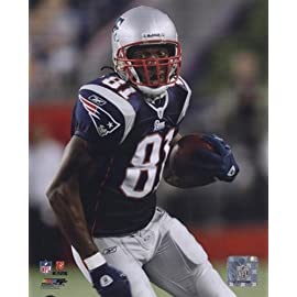 Randy Moss 2010 Action Sports Photo (8 x 10)